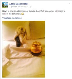 post di hotel