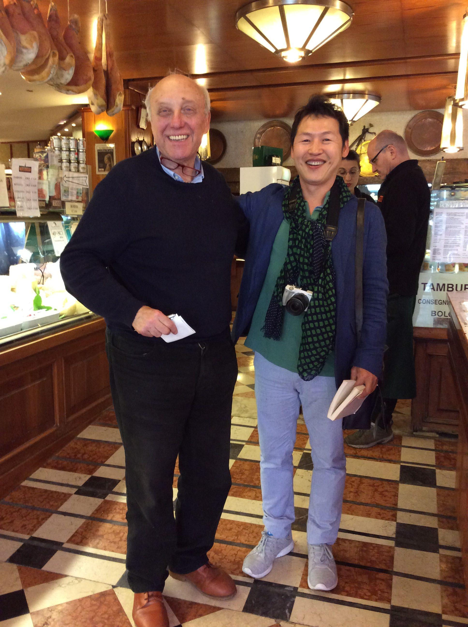 Intervista a Giovanni Tamburini