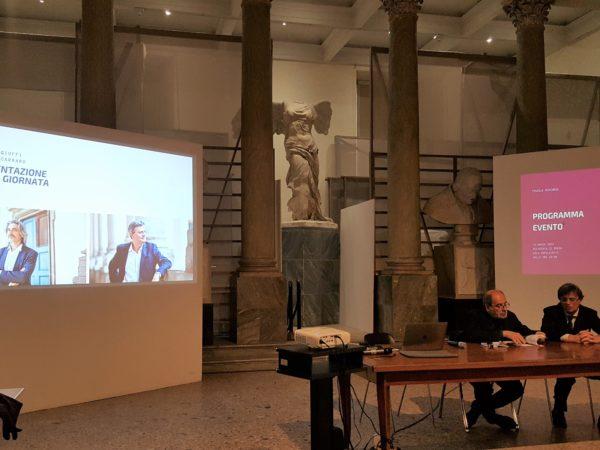 Convegno a Brera su nuove tecnologie e cultura
