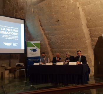 Empatia, emozioni e creatività tra i #takeaway del XXXI Congresso AIF a Matera