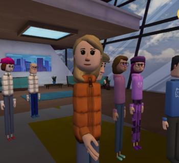 Eventi e formazione in social VR