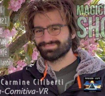 Storie in social VR: Enrico Carmine Ciliberti