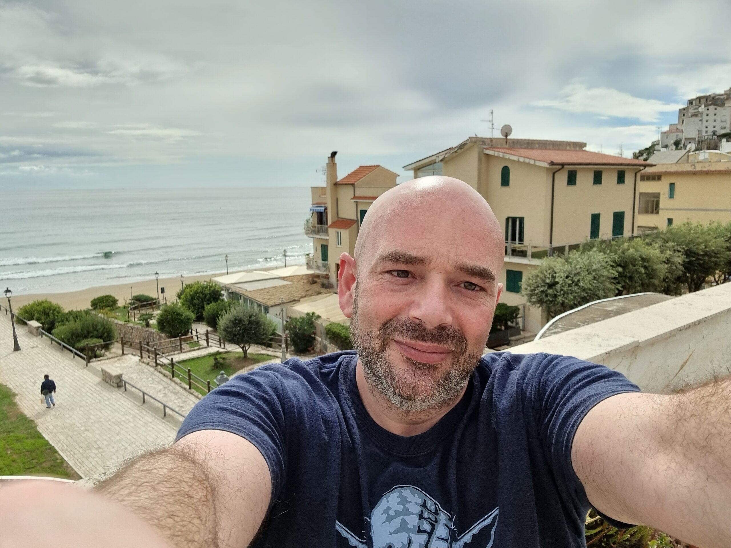 Storie in social VR: Fabrizio Di Lelio
